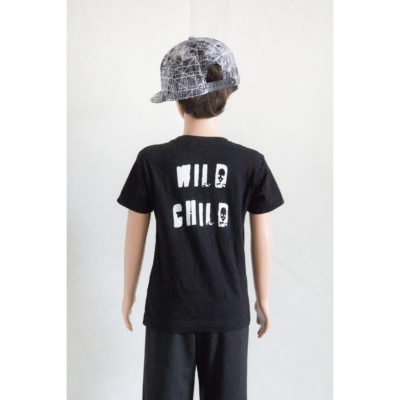 t-shirt wild child garçon