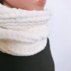 snood fille tricot